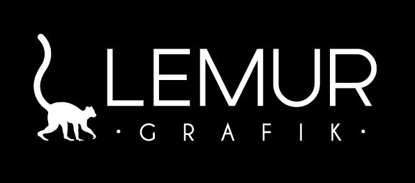 Logo Lemur Grafik