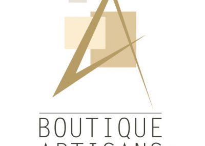 Logo boutique artisans d'art