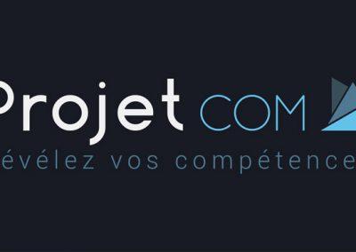 Logo Projet Com
