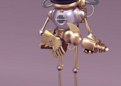 Vectorisation - Robot