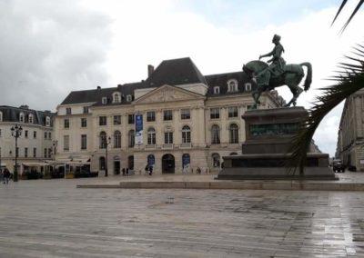 Visuel kakemono CCI Orléans